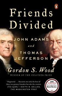 Friends Divided Book