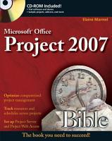 Microsoft Project 2007 Bible PDF