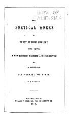 The Poetical Works of Percy Bysshe Shelley PDF