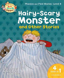 Oxford Reading Tree Read With Biff  Chip  and Kipper  Hairy scary Monster   Other Stories PDF