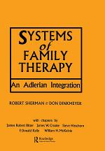 Systems of Family Therapy
