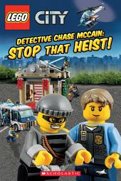 LEGO City: Detective Chase McCain: Stop that Heist!