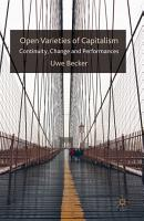 Open Varieties of Capitalism PDF