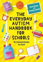 The Everyday Autism Handbook for Schools PDF