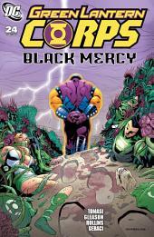Green Lantern Corps (2006-) #24