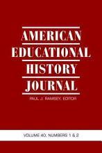 American Educational History Journal PDF