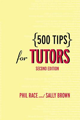 500 Tips for Tutors PDF