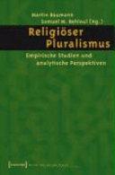 Religi  ser Pluralismus PDF
