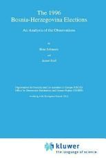 The 1996 Bosnia Herzegovina Elections PDF