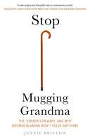 Stop Mugging Grandma PDF
