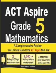 Act Aspire Grade 5 Mathematics Book PDF