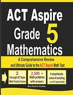 ACT Aspire Grade 5 Mathematics