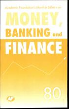 Academic Foundation S Bulletin On Money  Banking And Finance Volume  80 Analysis  Reports  Policy Documents PDF