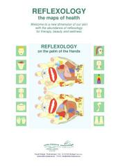 REFLEXOLOGY on the HANDS palmar: REFLEXOLOGY - the maps of health