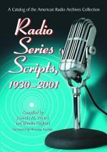 Radio Series Scripts, 1930_2001