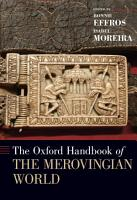 The Oxford Handbook of the Merovingian World PDF