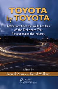 Toyota by Toyota PDF