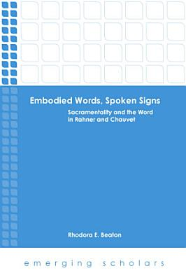 Embodied Words  Spoken Signs