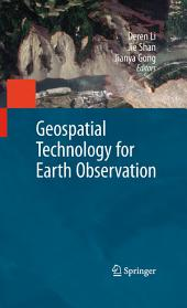 Geospatial Technology for Earth Observation