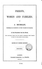 Priests  women and families  A new tr   with additional notes  and the third preface  ed  by J  Crookes PDF