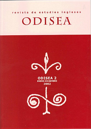 Odisea n   2  Revista de estudios ingleses PDF