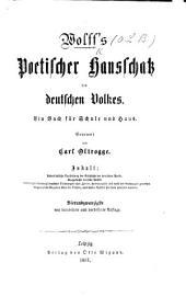 Poetischer Hausschatz des deutschen Volkes ... Vierte Auflage