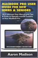 MacBook Pro User Guide for New Users and Seniors PDF