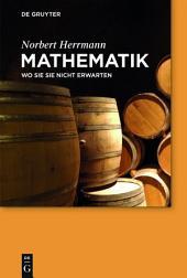 Mathematik: Wo Sie sie nicht erwarten