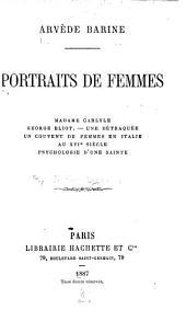 Portraits de femmes--.