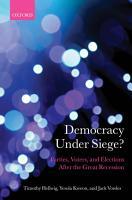 Democracy Under Siege  PDF
