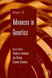 Advances in Genetics: Volume 79