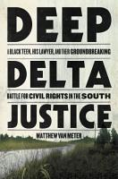 Deep Delta Justice PDF