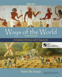 Ways of the World with Sources for AP   Second Edition