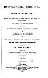Encyclopædia americana: Volume 11