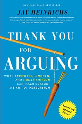 Thank You For Arguing  Revised and Updated Edition PDF