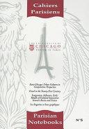 Cahiers parisiens PDF