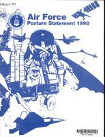 Air Force Posture Statement PDF