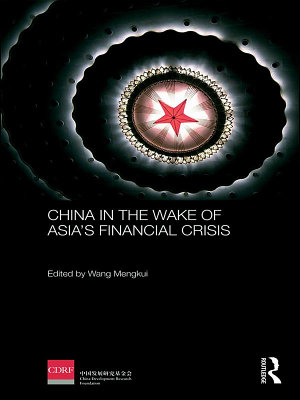 China in the Wake of Asia s Financial Crisis PDF
