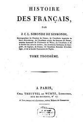 Histoire des Français: 3