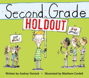 Second Grade Holdout Book