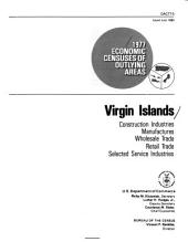 1977 Economic Censuses of Outlying Areas: Virgin Islands