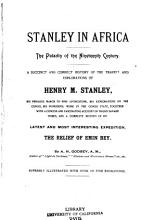 Stanley in Africa PDF