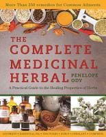 The Complete Medicinal Herbal PDF