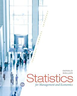 Statistics for Management and Economics Book