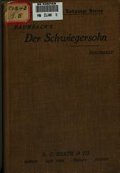 Der Schwiegersohn: eine Schneidergeschichte