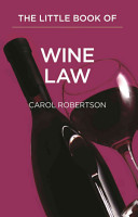The Little Red Book of Wine Law PDF