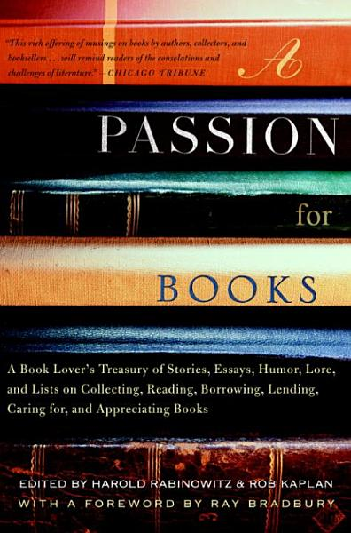 Download A Passion for Books Book