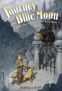 Journey to the Blue Moon Book