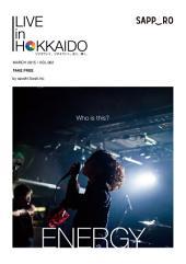 LIVE in HOKKAIDO vol.002
