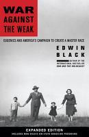War Against the Weak PDF